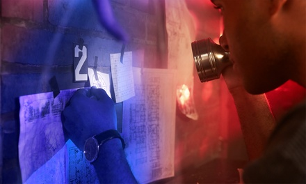 One-Hour Escape Game for Three to Six People at Escape Brum
